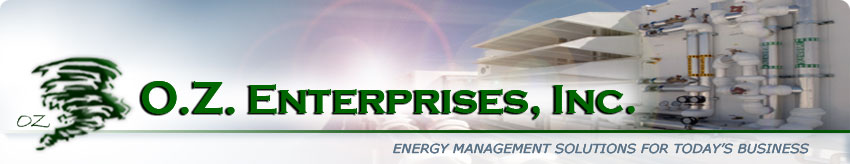 O.Z. Enterprises, Inc. - Delivering Energy Management Solutions for Education, Health Care, and Commercial and Industrial Business Environments